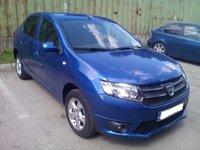 Dacia Logan 1.5 dCI laureate 2013