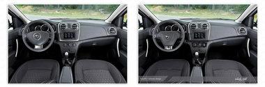 Dacia Logan 2: primul facelift la interior este gata!