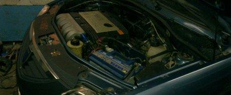 Dacia Logan cu motor VR6 are 200 cp si este mai rapida ca un BMW
