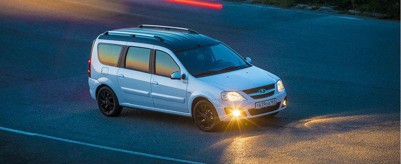 Dacia Logan MCV de 135 cp este de fapt Lada Largus VIP