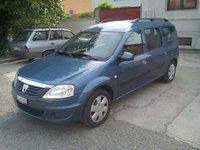 Dacia Logan Van MCV 1.6i 16V Clima 7 locuri 2009