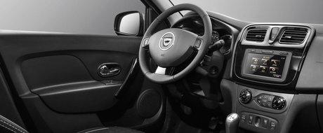 Dacia prezinta noul Logan Prestige. Modelul ofera clima automata in standard