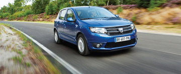 Dacia Sandero RS: Primul hot-hatch Dacia vine in 2015, promite Renault