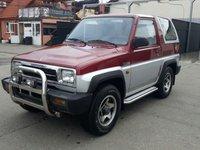 Daihatsu Feroza 1.6i 4x4 1994