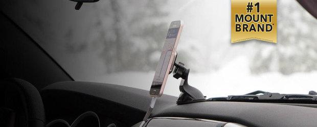De ce ai nevoie in Romania de un suport auto pentru telefon de calitate?
