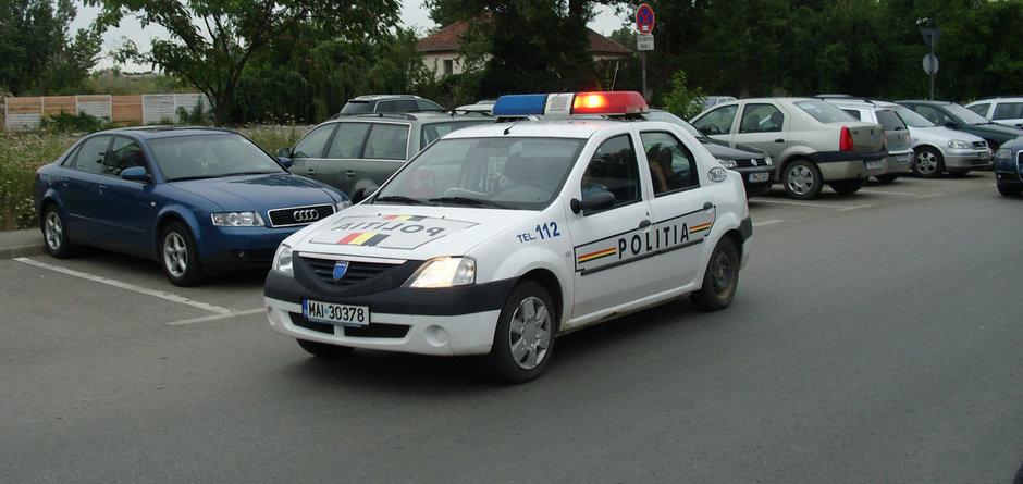 De ce masinile de Politie din Romania circula fara asigurare RCA?