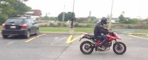 De ce nu e bine sa lasi un incepator pe o motocicleta puternica?