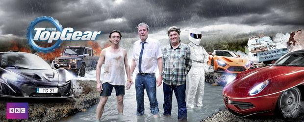 De Craciun, BBC prezinta o editie speciala de Top Gear, cu prezentatorii vechi