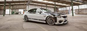 De la nemti vine cel mai puternic BMW M4 al planetei, cu 700 CP sub capota