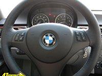 Decor Volan Sport negru BMW E90 E87 E82 SERIA 1 3 SAU X1