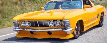 Definitia pasiunii: de la un cazan ruginit la cea mai premiata masina din Statele Unite
