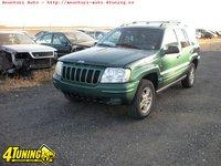 Dezmembram jeep grand cherokee din 2000 motor 4 7 benzina cod motor EVA