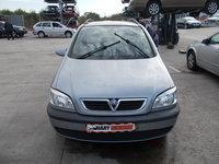 Dezmembram Opel Zafira A, motor 1.6i, tip motor Z16XE, 74kw, 100cp, fabricatie 2000-2005.
