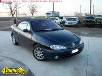 Dezmembram Renault Megane Cabrio 1 4i din anul 2001 70kw 95cp