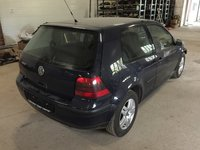 Dezmembram VW Golf 4, 1.6, 16V,  2usi, 2002, provenienta Germania.
