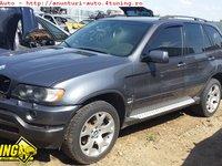 Dezmembrari bmw x5 e53 an 2004,3000 diesel full,interior M,DEZMEMBRARI X5