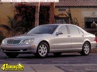 Dezmembrari Mercedes Benz S Class S320 an 2000 tip motor M 112 944 3199 cmc 165kw 224cp motor benzina S320