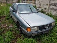 Dezmembrez Audi 80 b3 motor 1.6 td diesel an 1990