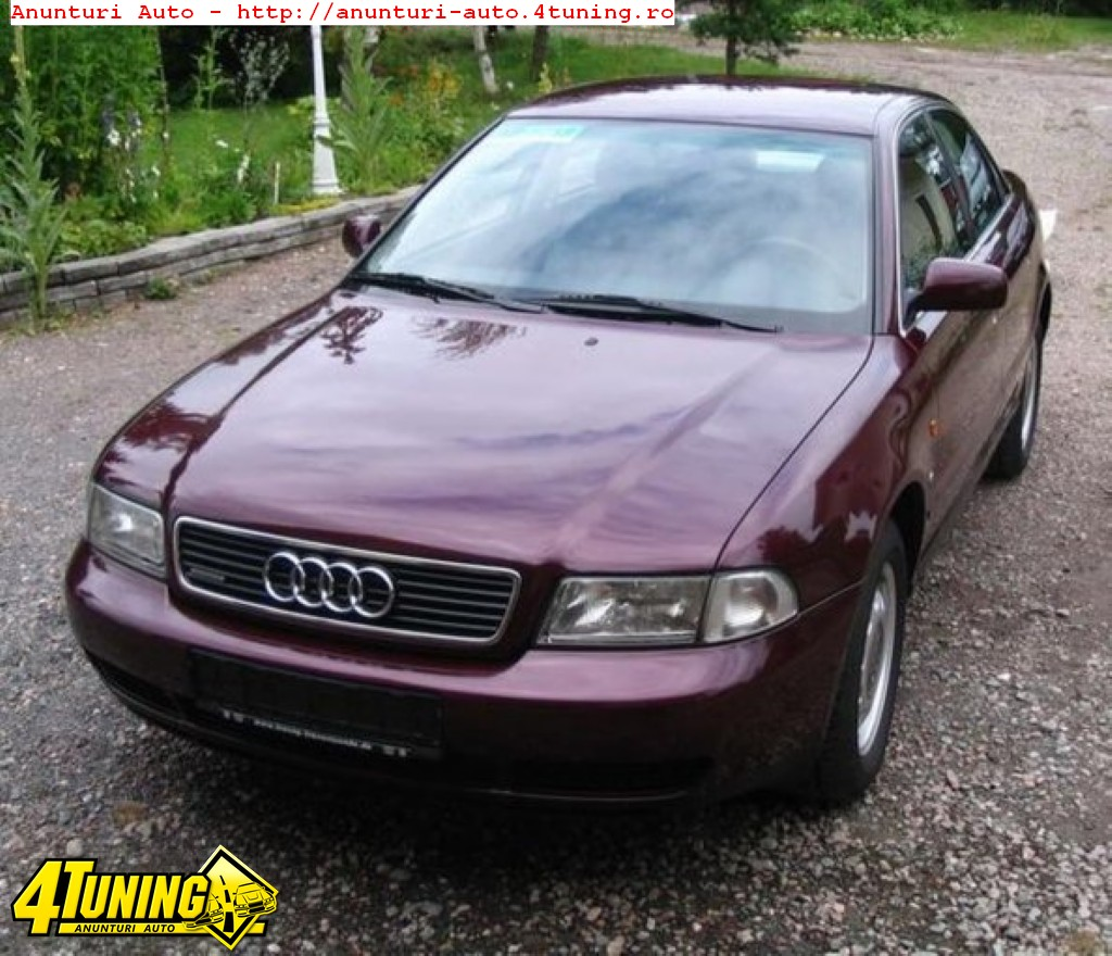 Audi A4 For Sale Near Me: AUDI A4 2002 DE VANZARE 4TUNING