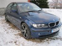 Dezmembrez BMW 320D 150cp Bmw E46 Berlina FL 6 viteze an 2004