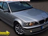 Dezmembrez BMW 320d 150cp e46 EURO 4 sedan FACELIFT