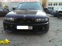 Dezmembrez BMW E46 320d 136 CP M Paket