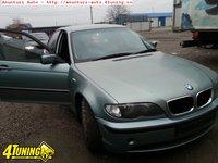 Dezmembrez BMW e46 320d 150 cp facelift automat piele