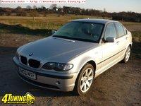 Dezmembrez BMW e46 320D 150CP 2003 sedan Facelift interior piele