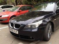 Dezmembrez BMW E60 530d din 2005