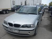 Dezmembrez BMW seria 3 E46, 320D, 150cp, an 2003, facelift, combi