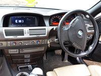Dezmembrez Bmw Seria 7 E65 2005 218CP 160KW Angla Piele crem