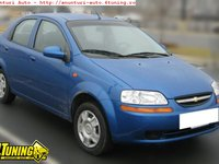Dezmembrez Chevrolet Kalos sedan 1 4i 61kw 82cp tip F14S3 an fab 2005