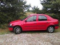 Dezmembrez Dacia Logan 1.6 mpi 2005 2004
