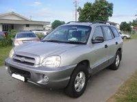Dezmembrez Hyundai Santa Fe 2000-2004 2.0 CRDi