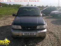 Dezmembrez Kia Sportage 1999 motor 2 0 benzina