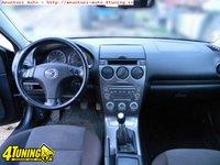 Dezmembrez Mazda 6 caravan 2 0i 104kw 141cp tip LF an fab 2004