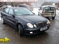 Dezmembrez Mercedes E 270 cdi an 2002