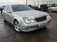 Dezmembrez Mercedes E270 CDI cod OM647 177 CP automat 2003
