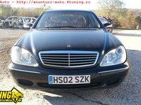 Dezmembrez Mercedes S320 cdi an 2002 dotari full full navi piele