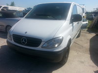 Dezmembrez Mercedes Vito 115 CDI W639 motor 2148 cutie viteze 6+1