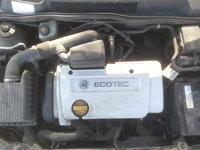 Dezmembrez motor opel astra g 1.6i 2001