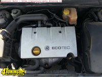 Dezmembrez motor opel vectra b 1 8i 66kw 1998