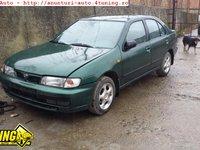 Dezmembrez Nissan Almera 1 4 benzina an 1998