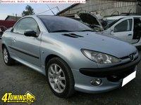 Dezmembrez Peugeot 206 CC 1 6i NFU si 2 0i RFN an fab 2002