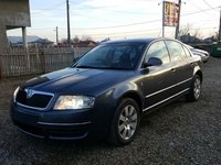 Dezmembrez Skoda Superb 2.0 TDI 140 CP cod BSS manual 6+1 an 2007