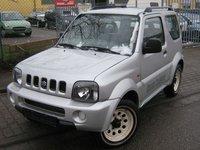 Dezmembrez Suzuki Jimny  din 2001, 1.3b,