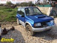 Dezmembrez Suzuki Vitara 1997 motor 1 6 8 valve benzina