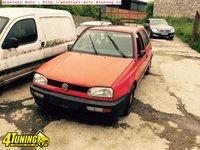 Dezmembrez Volkswagen Golf 3 an 1995 motor 1 4 benzina