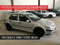 Dezmembrez VW Golf 4, 1999,1.9 TDI, Climatronic, Germania