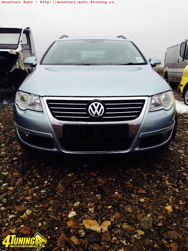 Dezmembrez vw passat break 1 9 tdi 2 0 tdi An 2006 !!!